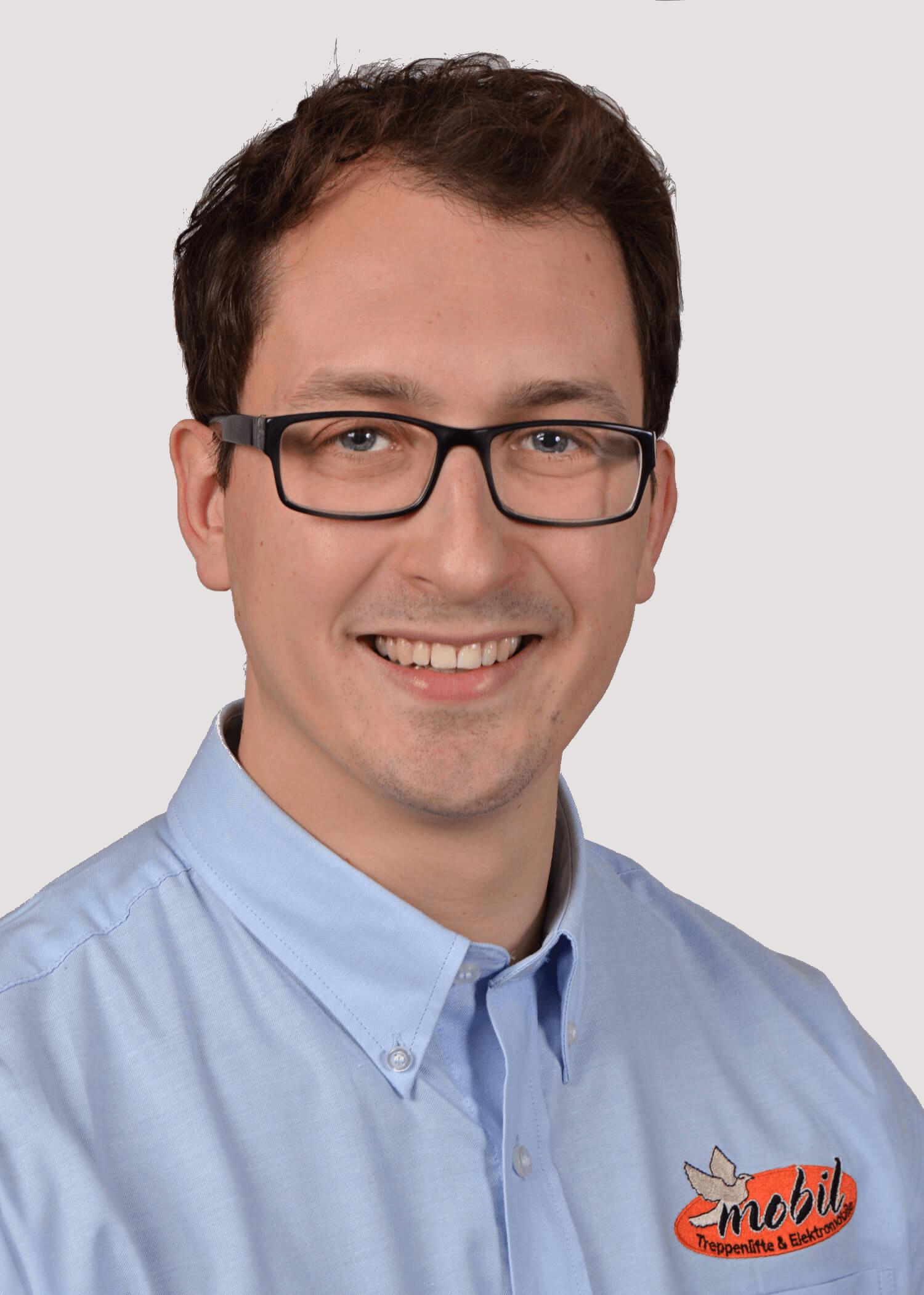 Beratung und Verkauf Kevin Rath